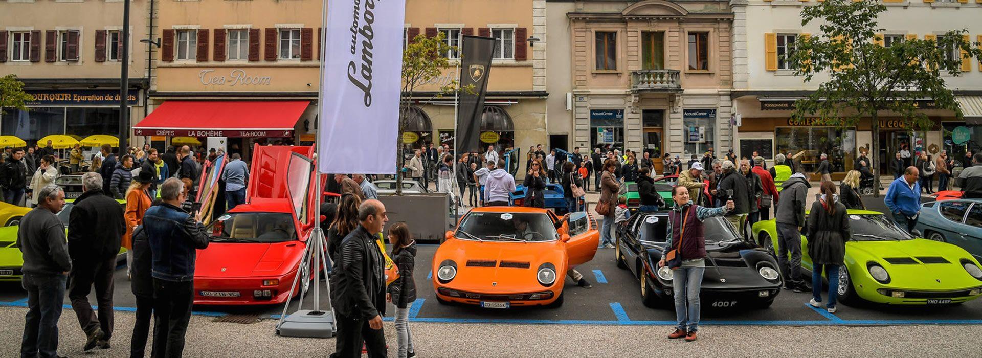 Lamborghini Concorso d'Eleganza
