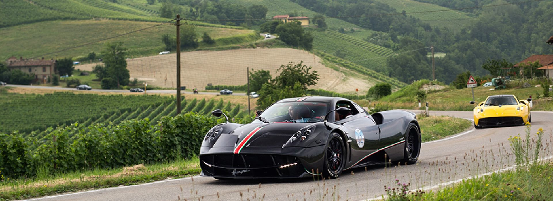 Pagani Vanishing Point