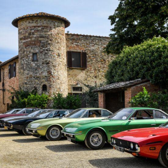 50th Lamborghini Espada & Islero Anniversary Tour