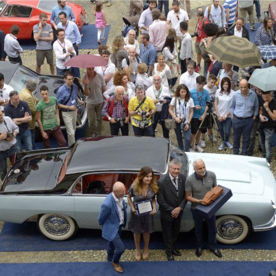 85° concorso d'eleganza Pininfarina