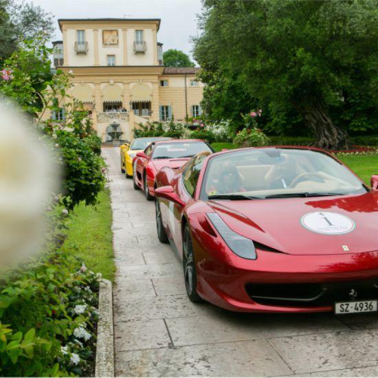 Ferrari Gran Tour