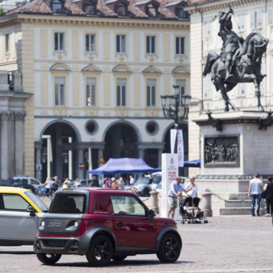 Focus Elettrico - Piazza San Carlo