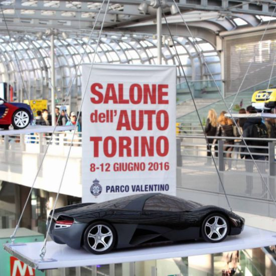 Preview Salone dell'Auto Hub Porta Susa Torino