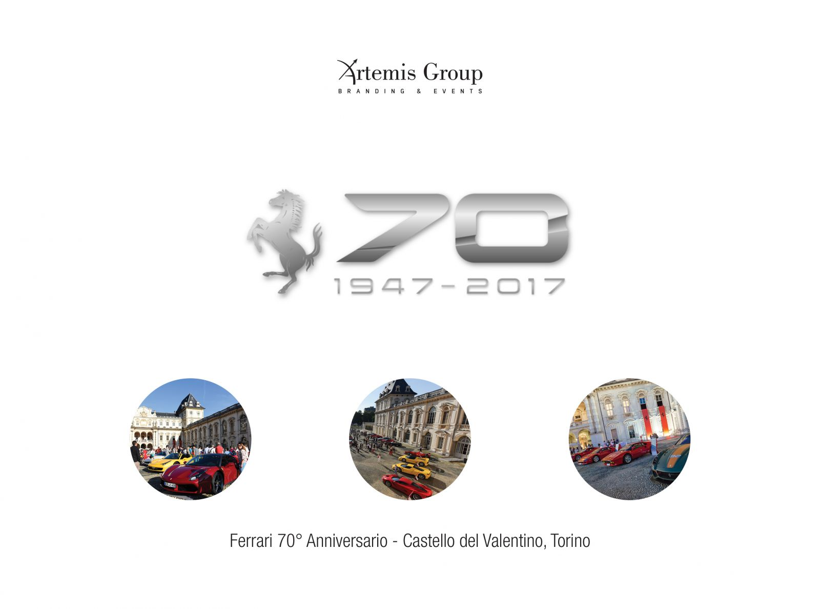 70° anniversario Ferrari 22
