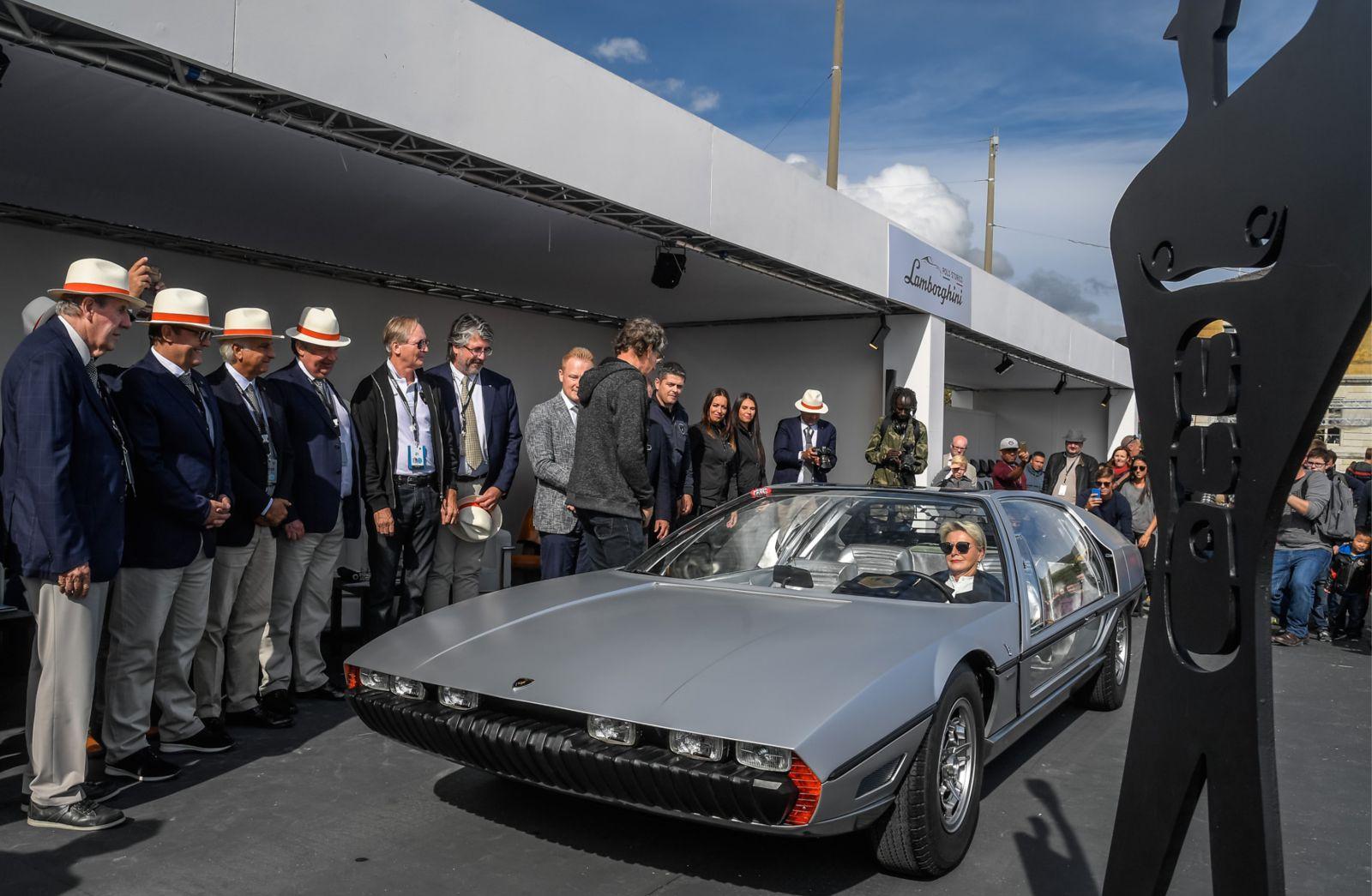 Lamborghini Concorso d'Eleganza  90