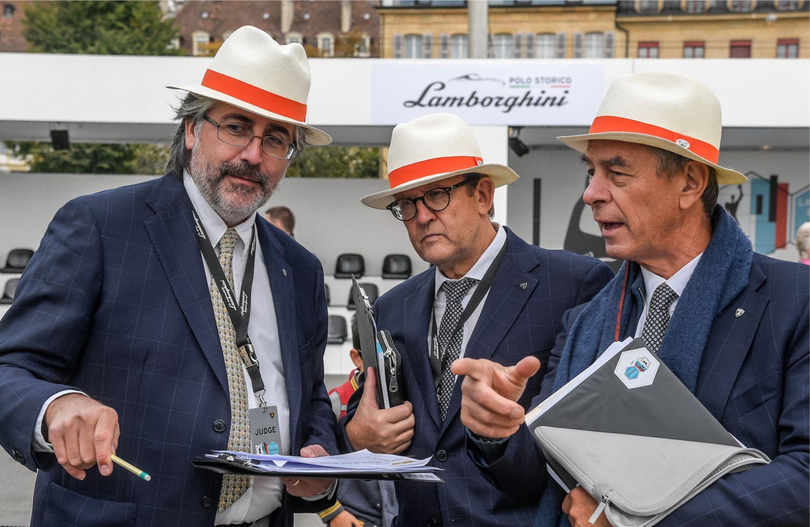 Lamborghini Concorso d'Eleganza  93