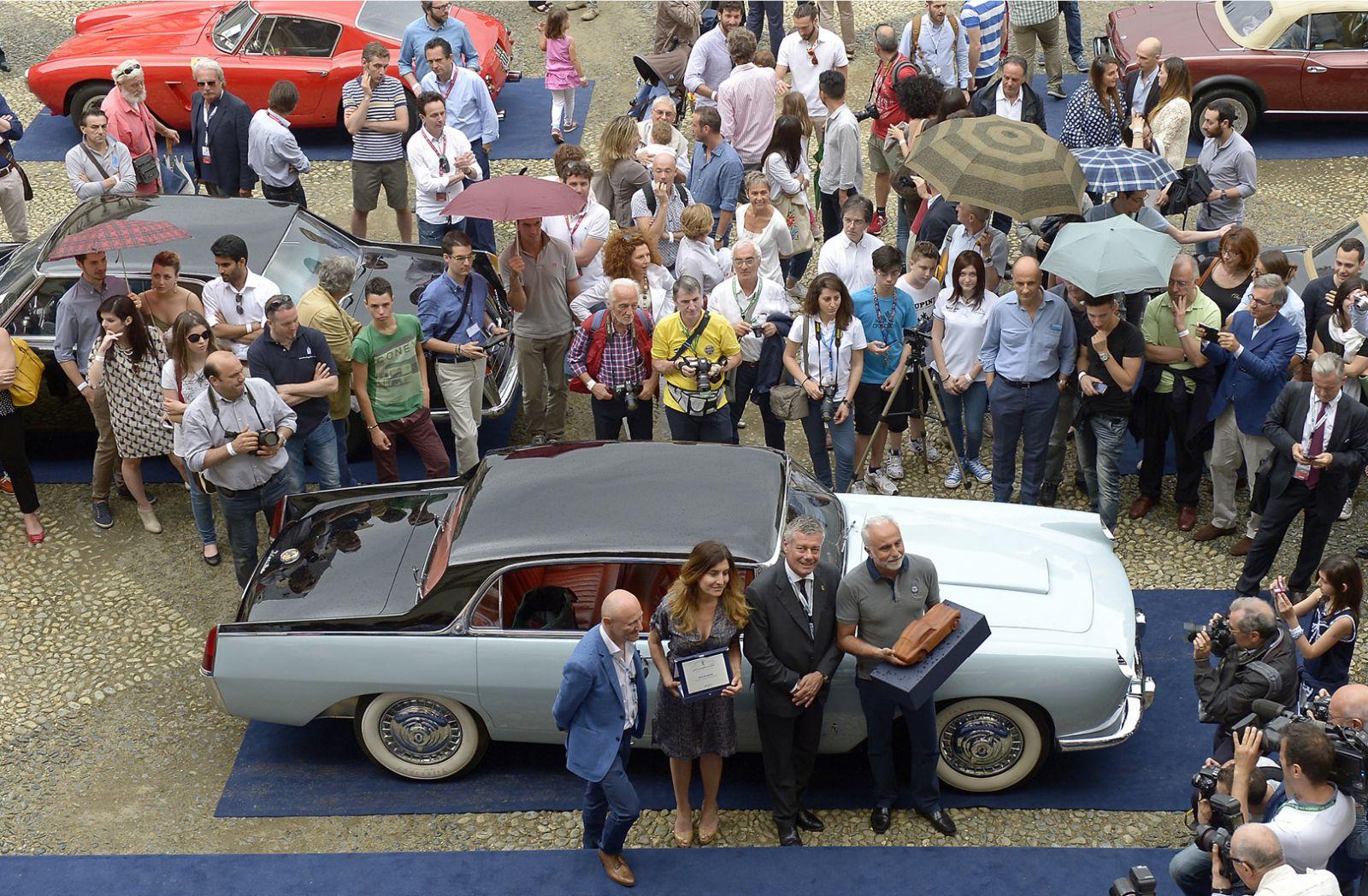 85° concorso d'eleganza Pininfarina 17
