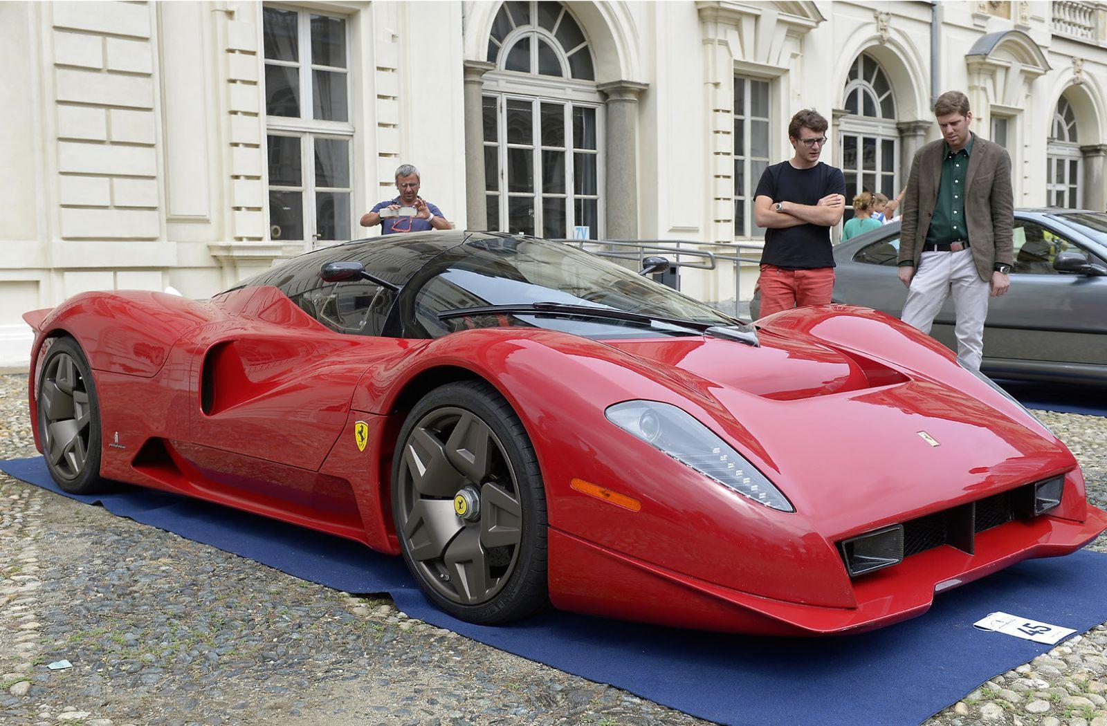 85° concorso d'eleganza Pininfarina 18