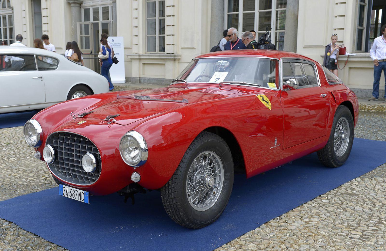 85° concorso d'eleganza Pininfarina 20