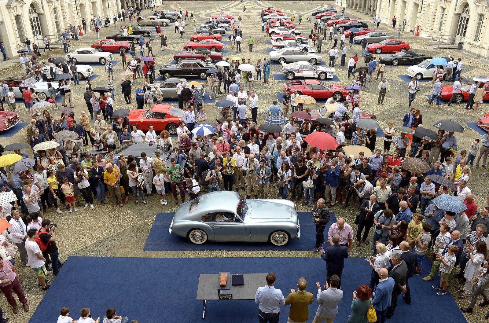 85° concorso d'eleganza Pininfarina 21