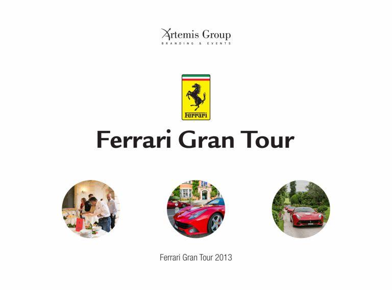 Ferrari Gran Tour 1