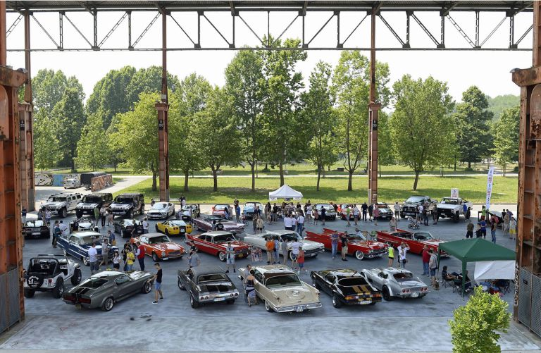 USA Cars Meeting 50