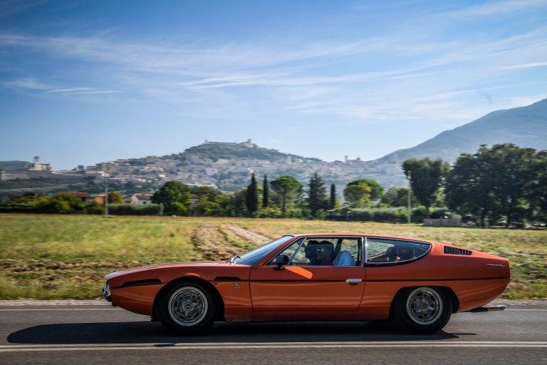50th Lamborghini Espada & Islero Anniversary Tour 100