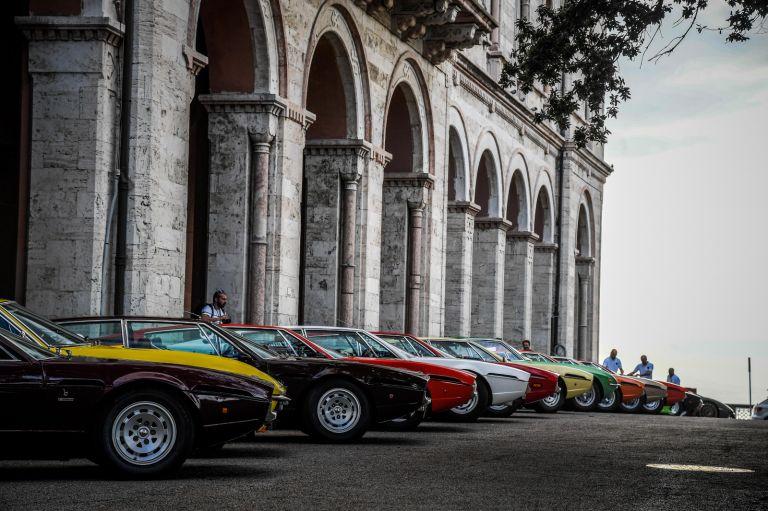 50th Lamborghini Espada & Islero Anniversary Tour 101