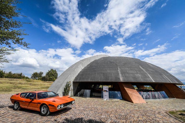 50th Lamborghini Espada & Islero Anniversary Tour 105