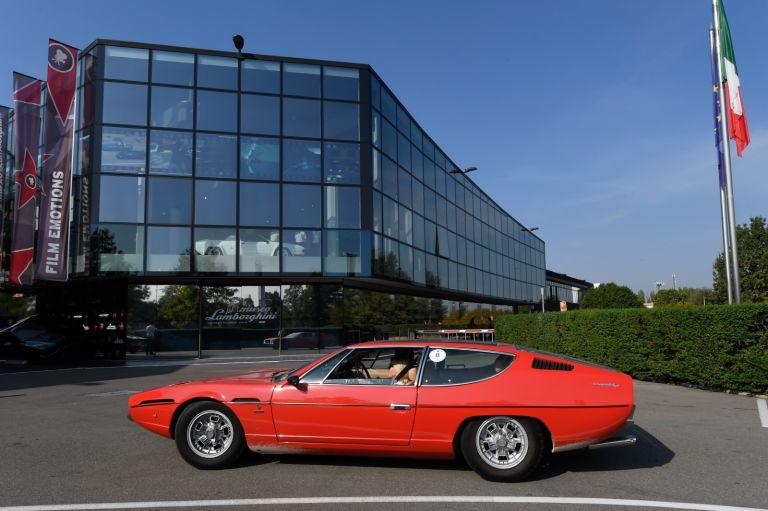 50th Lamborghini Espada & Islero Anniversary Tour 106