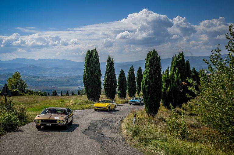 50th Lamborghini Espada & Islero Anniversary Tour 107