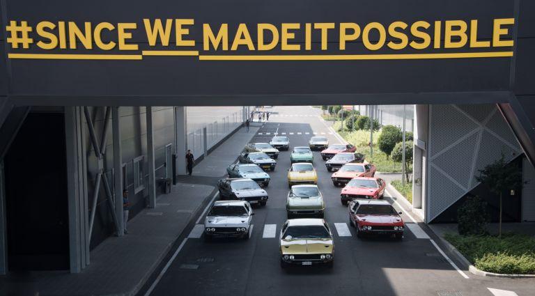 50th Lamborghini Espada & Islero Anniversary Tour 108