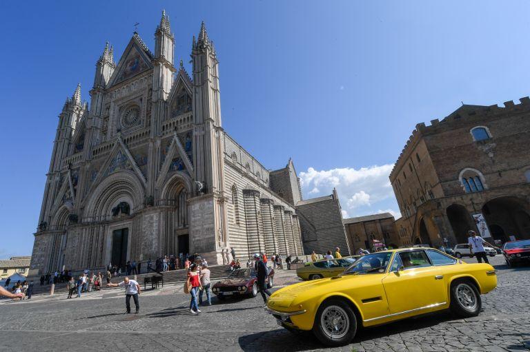 50th Lamborghini Espada & Islero Anniversary Tour 110