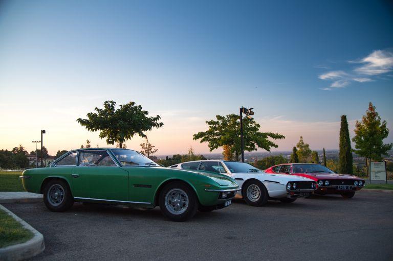50th Lamborghini Espada & Islero Anniversary Tour 112