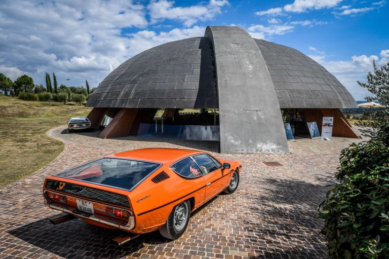 50th Lamborghini Espada & Islero Anniversary Tour 113