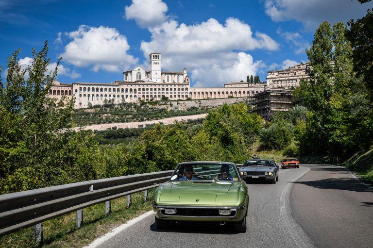 50th Lamborghini Espada & Islero Anniversary Tour 114