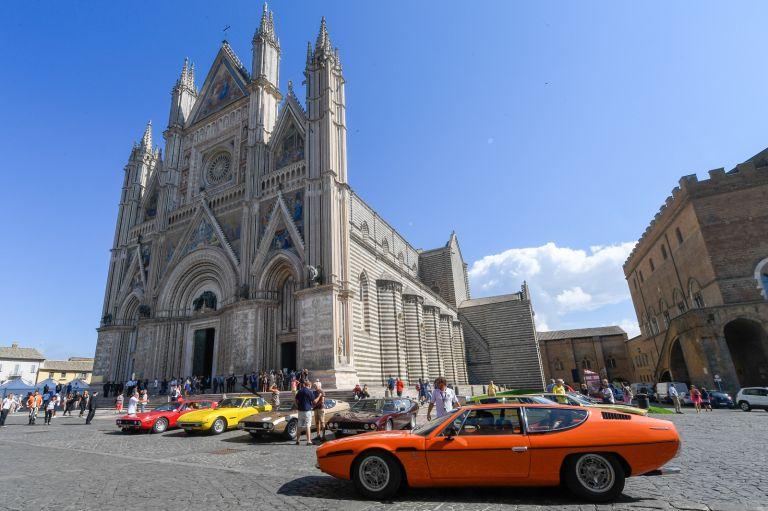 50th Lamborghini Espada & Islero Anniversary Tour 115