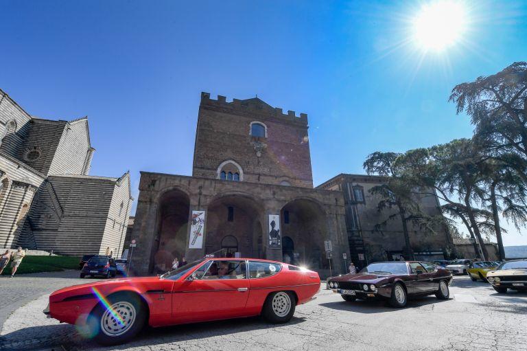 50th Lamborghini Espada & Islero Anniversary Tour 117