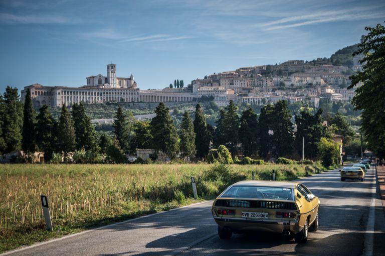 50th Lamborghini Espada & Islero Anniversary Tour 118