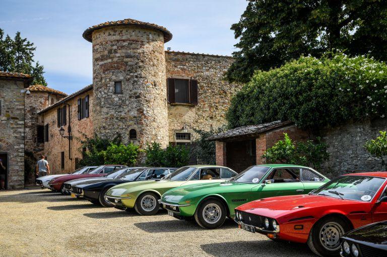 50th Lamborghini Espada & Islero Anniversary Tour 119