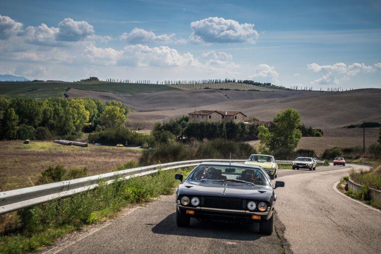 50th Lamborghini Espada & Islero Anniversary Tour 120