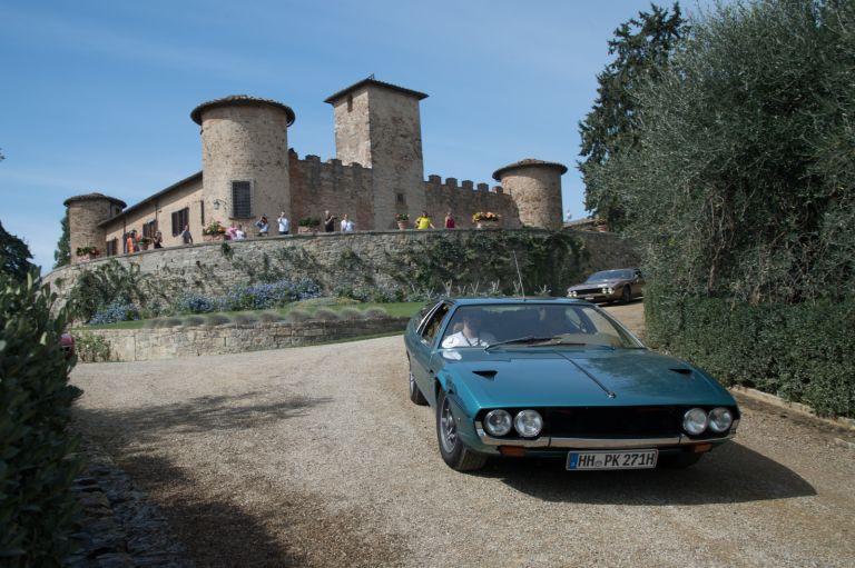50th Lamborghini Espada & Islero Anniversary Tour 121