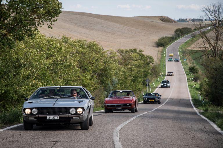 50th Lamborghini Espada & Islero Anniversary Tour 122