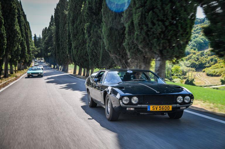 50th Lamborghini Espada & Islero Anniversary Tour 123