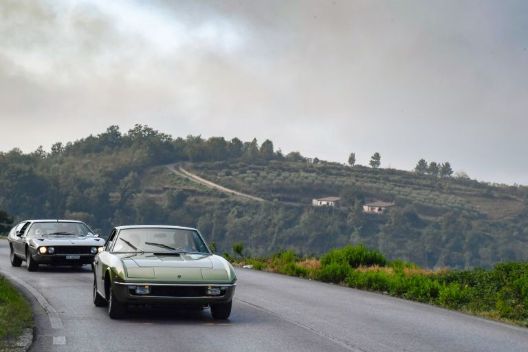 50th Lamborghini Espada & Islero Anniversary Tour 124