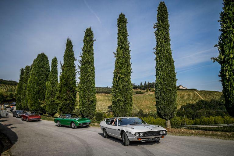 50th Lamborghini Espada & Islero Anniversary Tour 125
