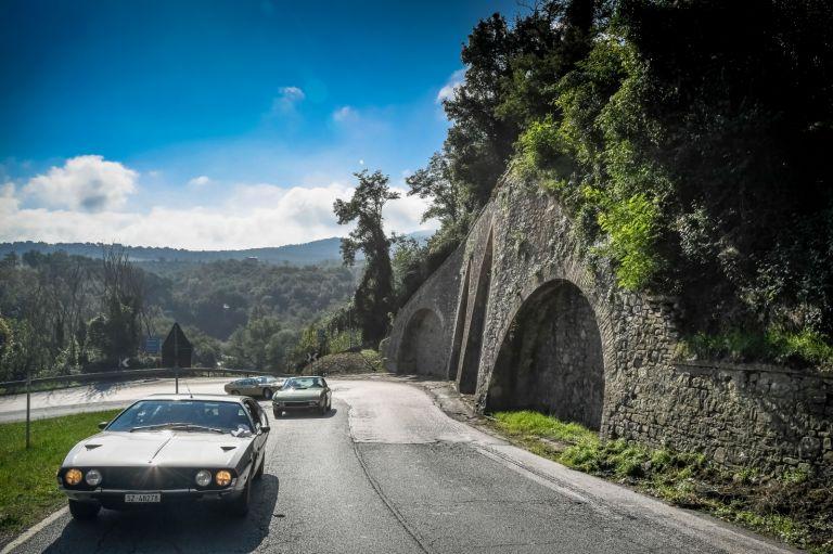 50th Lamborghini Espada & Islero Anniversary Tour 128