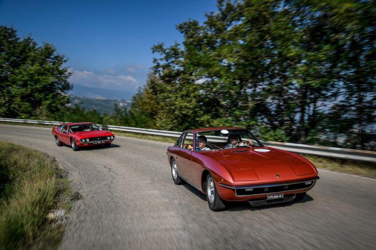 50th Lamborghini Espada & Islero Anniversary Tour 129