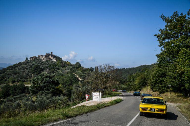 50th Lamborghini Espada & Islero Anniversary Tour 130