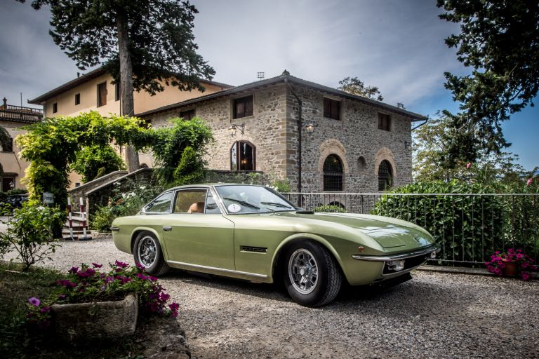 50th Lamborghini Espada & Islero Anniversary Tour 131