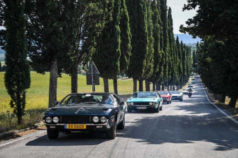 50th Lamborghini Espada & Islero Anniversary Tour 132
