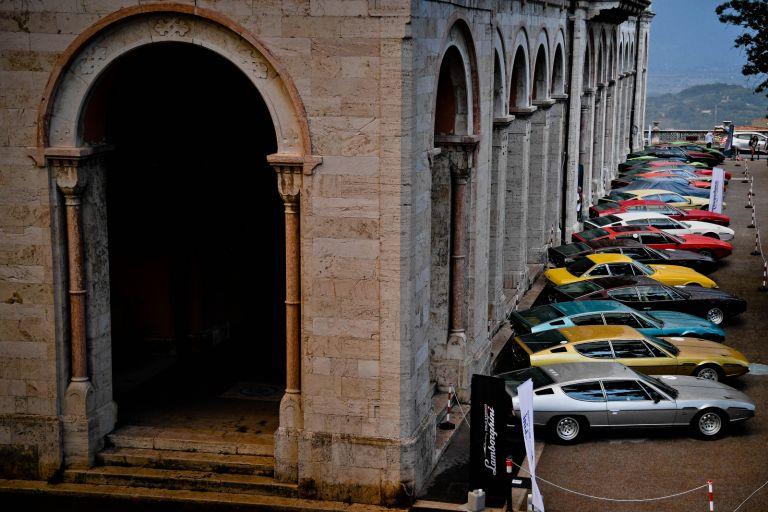 50th Lamborghini Espada & Islero Anniversary Tour 99