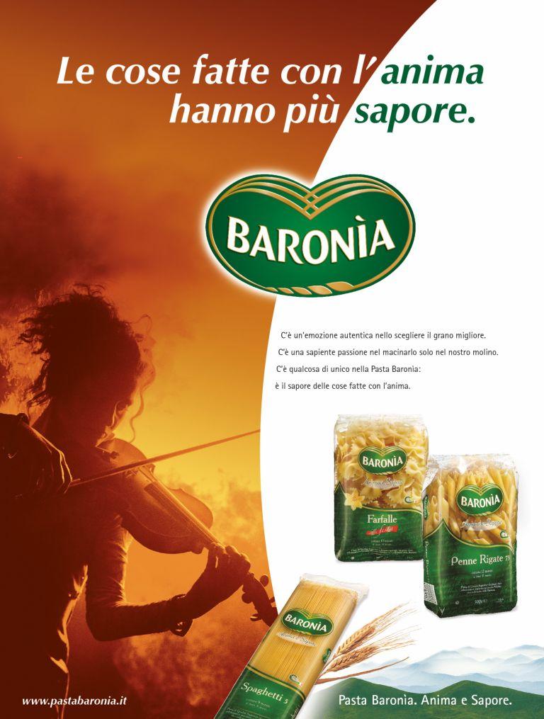 Pasta Baronìa 154