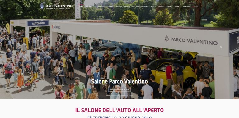 Parco Valentino - Salone Auto Torino 153