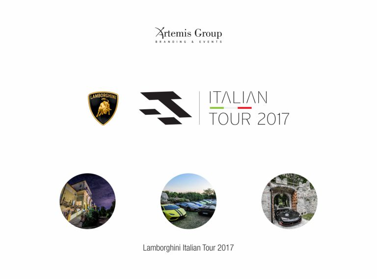 Lamborghini Italian Tour 65