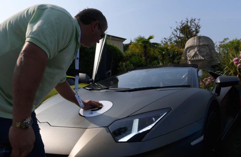 Lamborghini Italian Tour 68