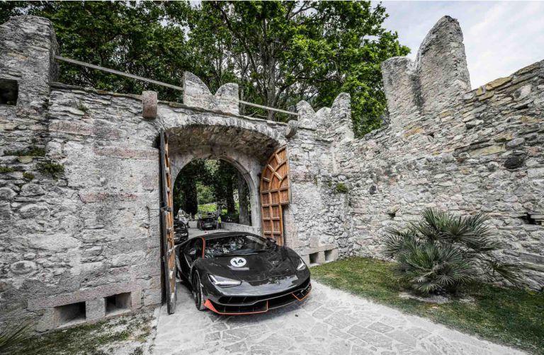 Lamborghini Italian Tour 71