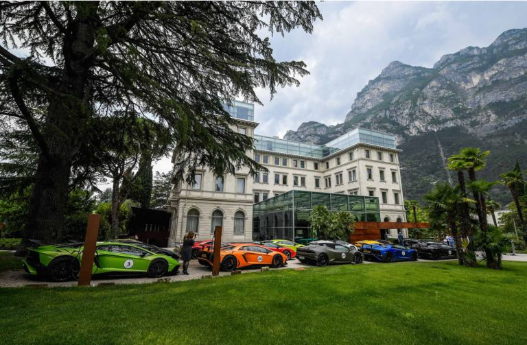 Lamborghini Italian Tour 73
