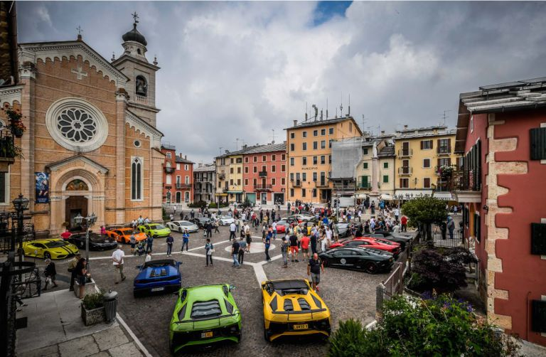 Lamborghini Italian Tour 74