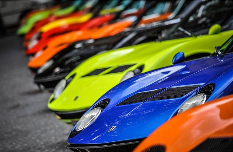 50th Lamborghini Miura Anniversary Tour 78